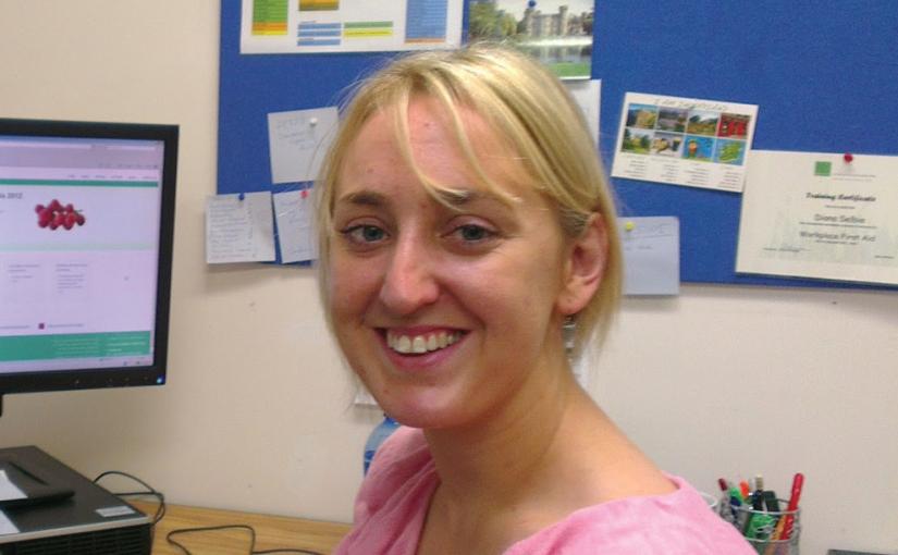 Diana Selbie