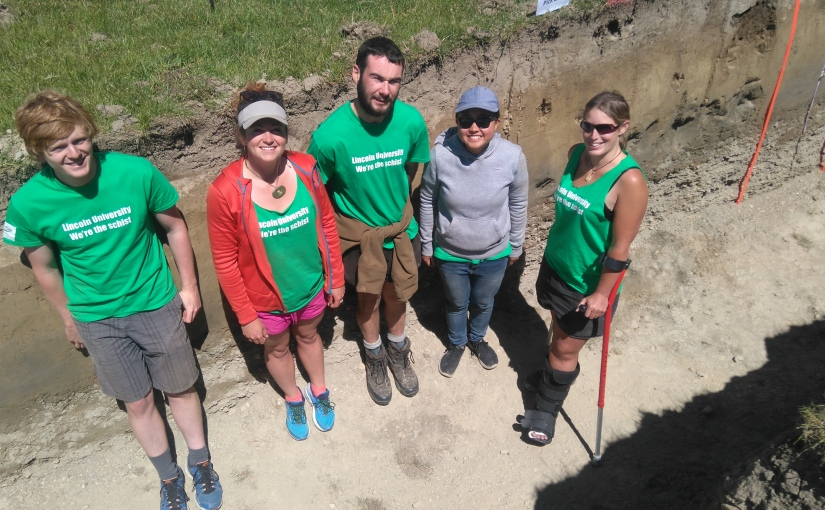 Soil Judging – We're off toAussie
