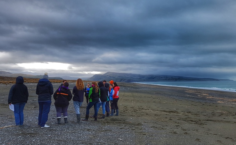Geomorphology Field Trip – Understanding how the landscape works to manage itsustainably.